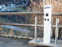 E-Tankstelle nur von Photovoltaik