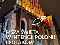 20-rocznicy odprawiania Mszy Św. w j. polskim
